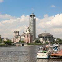 На реке. :: Андрей Липатов