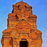 Древний храм чамов, 11 век :: Наталья Краснюк