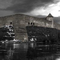 """На западном рубеже (из серии """"Пограничная река"""") :: shvlad"""