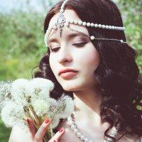 в саду :: Natasha Kramar