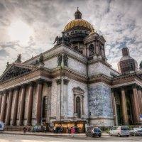 Исаакиевский собор :: Фотограф Андрей Журавлев