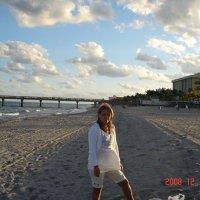 Флорида. Декабрьский пляж. :: Владимир Смольников
