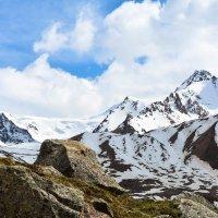 горы. обзор панорамы :: Горный турист Иван Иванов