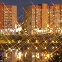 Ночной город. :: Виктор Евстратов