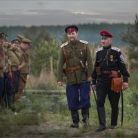 ..командиры... :: Виктор Перякин