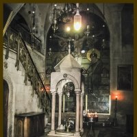 В храме (Израиль) :: сергей адольфович