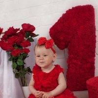 С Днем рождения ,Елизавета!!! :: Алена Посадская