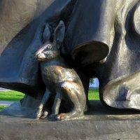 заяц приносящий удачу :: Сергей Цветков