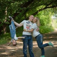 Веселая семейка... :: Vitaly Tunnikov