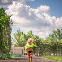 Стильный спорт :: Валерия Ступина
