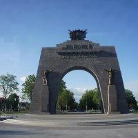 Триумфальная арка Победы в Красном Селе :: Елена Павлова (Смолова)