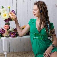В ожидании :: Лилия Лекомцева