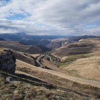 Вид на плато Кинжал, КБР :: Павел