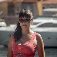 ах море, солнце, яхты... :: Yulia Konovalova