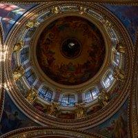 Исаакиевский собор - внутреннее убранство... :: Александр Котелевский