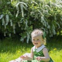 детская съёмка в парке :: Екатерина Жукова