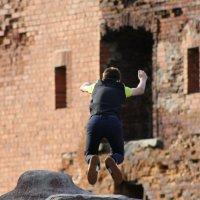 Прыжок :: Михаил