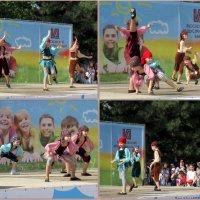 Танец пираток :: Нина Бутко