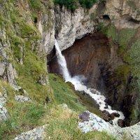 Водопад Кызыл-Су. КБР :: Юлия Бабитко
