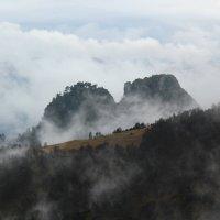 В облаках :: Светлана Попова