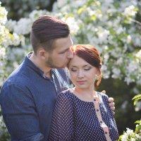 Влюбленные Олеся и Валера :: Константин Карташкин