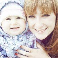 Мама и дочь :: Mariya Petrova