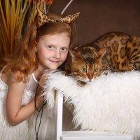 """Проект """"Кошки"""" :: Оксана Зарубина"""