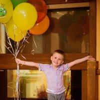 день рождение друга моей дочи :: Алёна Николаева