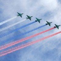 Парад на Красной площади по случаю 70-летия Великой Победы! :: Sergey Vedyashkin