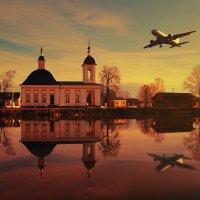 отражение :: Pavel Miroshin