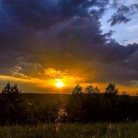 Время заката :: Юрий Стародубцев