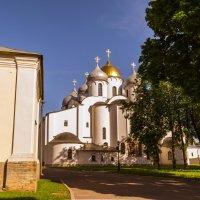 Великий Новгород, Софийский собор :: Владимир Демчишин