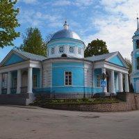 Псков .Церковь Успения с Полонища :: Наталья Левина