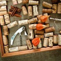 Натюрморт с винными пробками :: Андрей Куликов