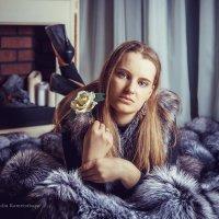 Фотосессия в мехах 1 :: Юлия Каменская