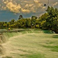 Манавгатский водопад-2. :: Виктор Евстратов