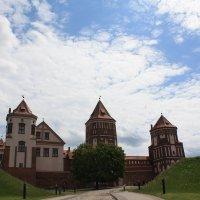 Мирской замок. Беларусь :: Михаил