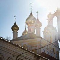 Плёс. Церковь Воскресения Христова :: Кирилл Козлов