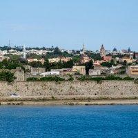 Вид с моря :: Witalij Loewin