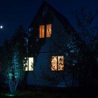 Ночь на даче :: Оксана Пучкова