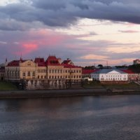 Вечерний Рыбинск :: Марина Морозова