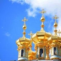 золотые купола :: Наталия Григорьева