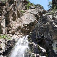 Водопад Бутаковский... :: Свет Какоткина