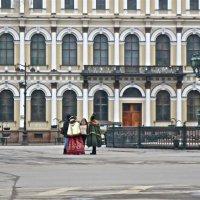 в Санкт-Петербурге :: Елена