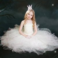Маленькая принцесса :: Римма Алеева
