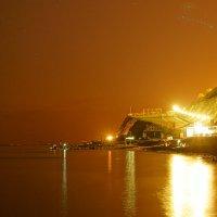 Ночной берег :: Allex Anapa