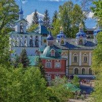 Псково-Печерский монастырь :: Nikolay Ya.......
