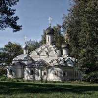 Церковь Михаила Архангела в Архангельском :: GaL-Lina .