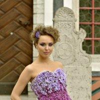 Бал цветов в Таллине :: Юрий Никитин
