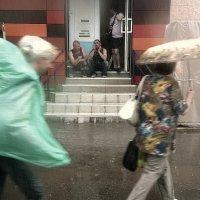 Дождливо. :: Валерий Молоток